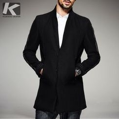Quincy King - Woolen Long Coat