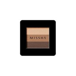 Missha - Triple Shadow (#07 Sand Wave)