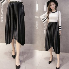Romantica - Pleated Skirt