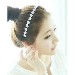 Miss21 Korea - Flower Hair Band