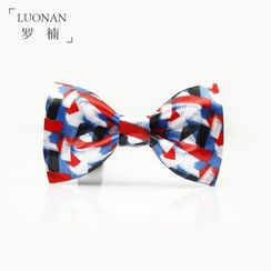 Luonan - 印花领结