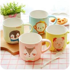 Momoi - Animal Print Mug