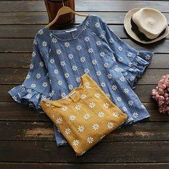 YOYO - 印花衬衫