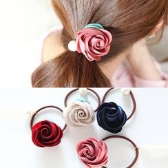 Aokuna - 玫瑰发带
