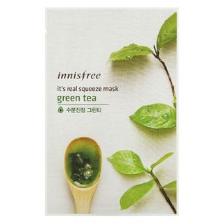 Innisfree - It's Real Green Tea Mask 20ml