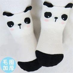 March Daisy - Kids Prined Socks