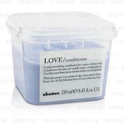 Davines - Love Lovely Smoothing Conditioner (For Coarse or Frizzy Hair)