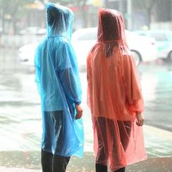 Yulu - Sheer Rain Coat