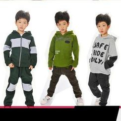 Lullaby - Kids Set: Pullover + Sweatpants