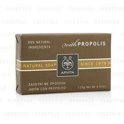 Apivita - Natural Soap With Propolis