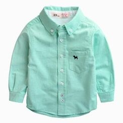 Kido - Kids Long-Sleeve Shirt