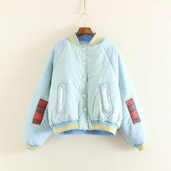 三木社 - 夾棉棒球夾克