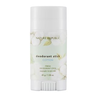 Nature Republic - Fresh Deodorant Stick (Cotton) 45g