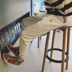 Streetstar - Corduroy Harem Pants