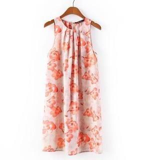 JVL - Floral Tank Dress