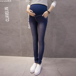 The Mommy Club - Maternity Skinny Jeans