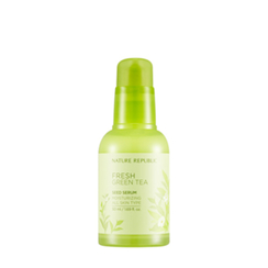 Nature Republic - Fresh Green Tea Seed Serum 50ml