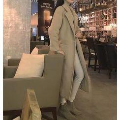 CosmoCorner - Woolen Long Coat