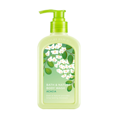 Nature Republic - Bath & Nature Body Wash (Acacia) 250ml