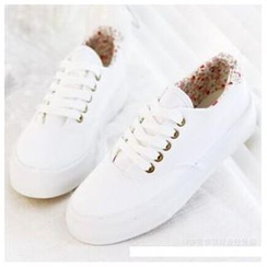 EUNICE - Canvas Sneakers