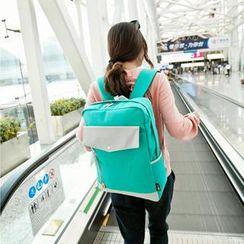 VIVA - Colour Block Backpack