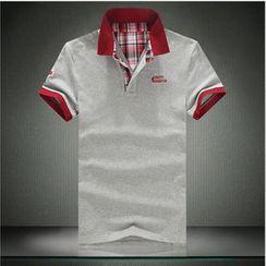 uninukoo - Appliqué Polo Shirt