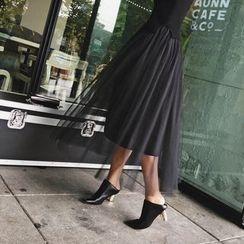 Jack Grace - Mesh A-Line Skirt