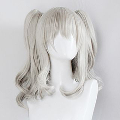 Ghost Cos Wigs - Kantai Collection Kashima Cosplay Wig