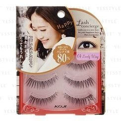 Koji - Lash Concierge Eyelash (#04 Lovely Wing)