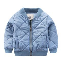 DEARIE - Kids Padded Bomber Jacket