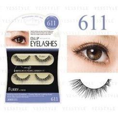 D-up - Furry Eyelashes (#611 Natural)