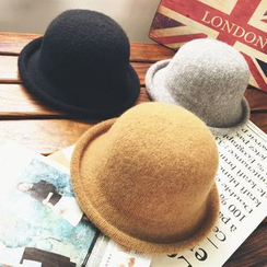 FROME - Wool Blend Bowler Hat