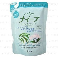 Kracie - Naïve Skin Care Body Wash (Eucalyptus and Jasmine) (Refill)
