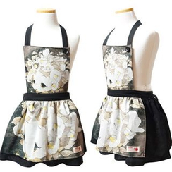 LIFE STORY - Set: 'ddung' Series Kids Apron + Pouch