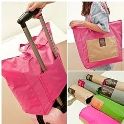 Case in Point - Foldable Travel Shopper Bag