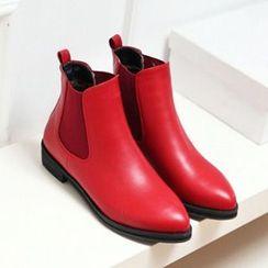 Tomma - 尖头短靴