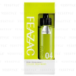 FEAZAC - Semi-Permanent Color Treatment (#04 Green Tea Latte)