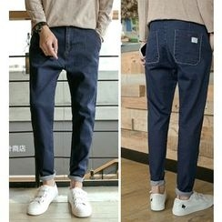 Bestrooy - Straight Cut Jeans