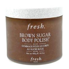 Fresh - 紅糖身體磨滑霜