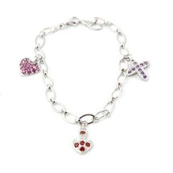Bellini - Faith, Hope, Love Bracelet