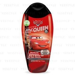 Disney - Pixar Cars Lightning McQueen 95 Bath & Shower Gel (Peach)
