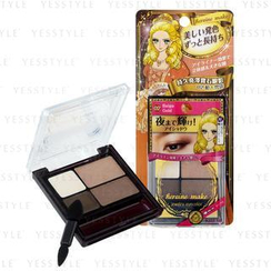 ISEHAN - Heroine Make Jewelry Eyecolor (#02 Beige Gold)