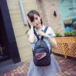 Seok - 两用帆布背包