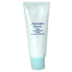Shiseido - Pureness Deep Cleansing Foam