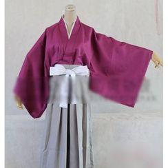 Comic Closet - Hakuouki Hijikata Toshizo Cosplay Costume