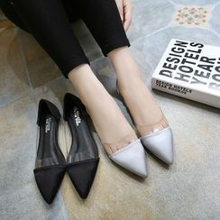 Monde - Pointed Flats