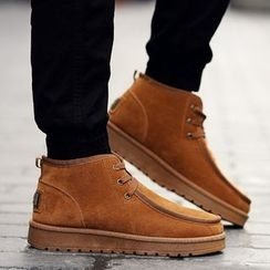 Araeo - Lace-Up Casual Shoes