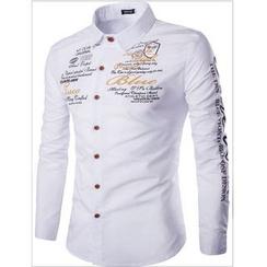 Hansel - Lettering Shirt