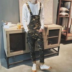 Bay Go Mall - Camouflage Dungaree