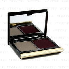Kevyn Aucoin - The Eye Shadow Duo - # 213 Storm Cloud/ Malbec